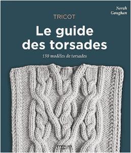 Le guide des trosades livre tricot