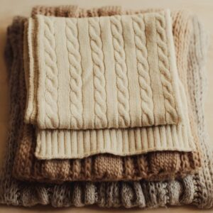 Lexique du tricot - les torsades