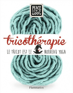 Livre tricot - Tricothérapie