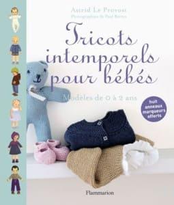 Livre Tricots intemporels pour bébé