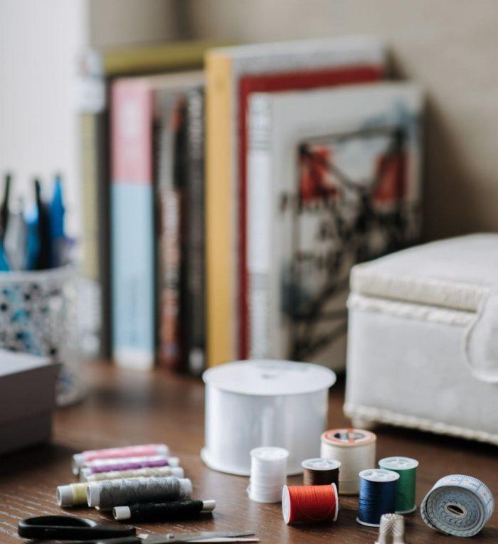 Ressources : les livres de couture